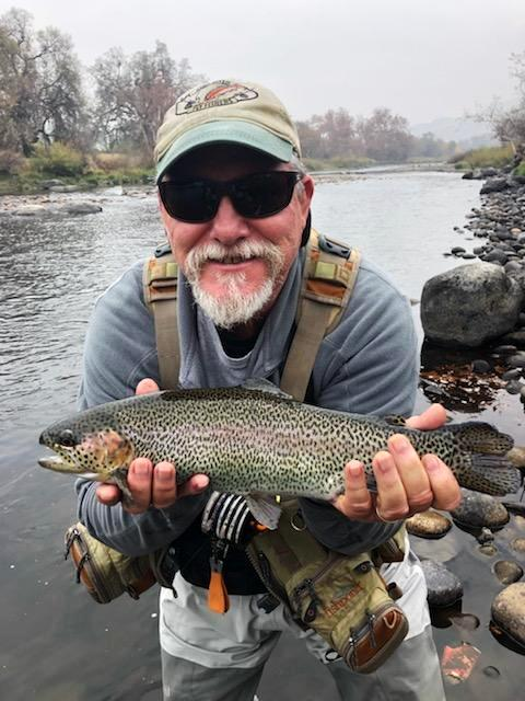 Kern River Fly Fishers - Fishing Report